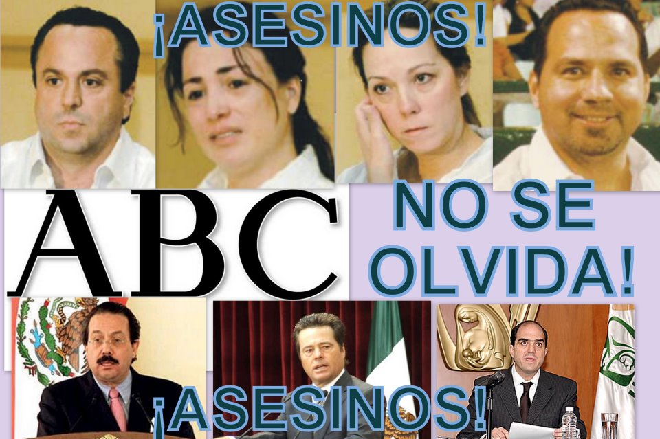 NO LLEGA LA JUSTICIA A VÍCTIMAS DE GUARDERÍA ABC   Origen Noticias