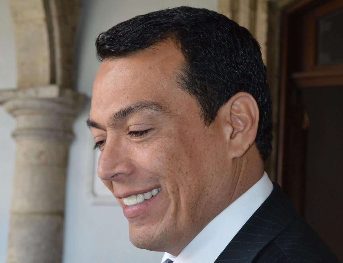 LÓPEZ LAZA PRESUME REDUCCIÓN DEL FINANCIAMIENTO DE PARTIDOS POLÍTICOS