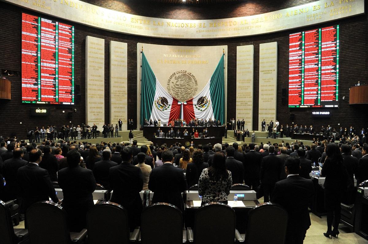 Diputados listos para dictaminar fondo mexicano del for Camara de diputados leyes