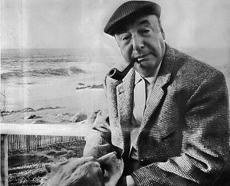 Für Pablo Neruda II