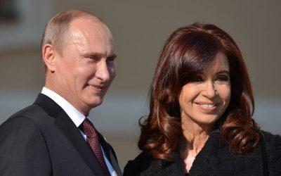 130 AÑOS DE RELACIONES ENTRE ARGENTINA Y RUSIA SE CONSOLIDAN
