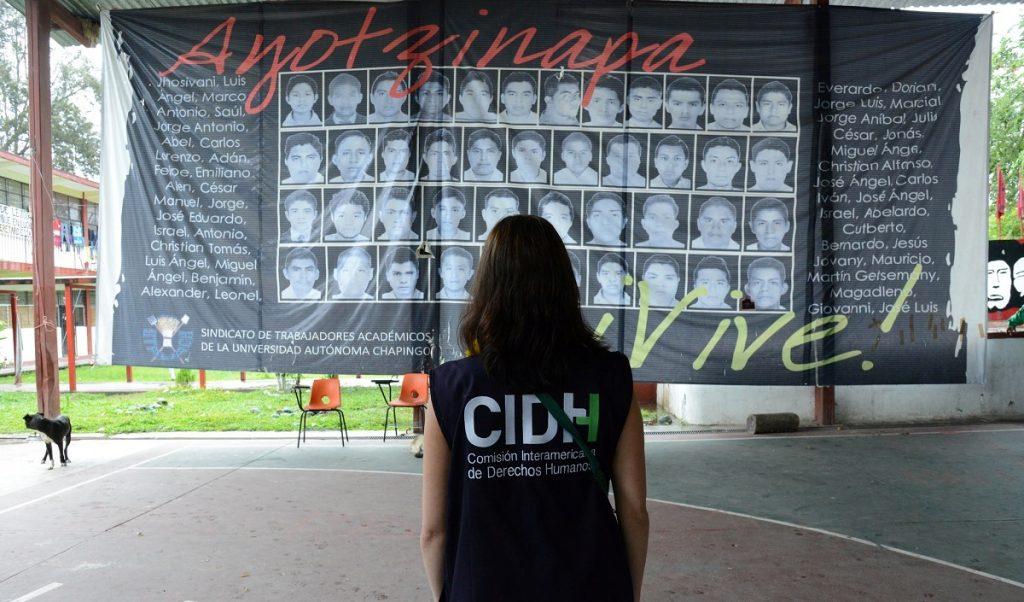 CIDH DENUNCIA QUE EL GIEI PUDO SER VÍCTIMA DE #GOBIERNOESPÍA