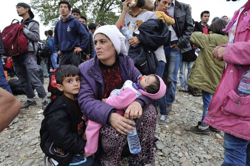 ONU Refugiados