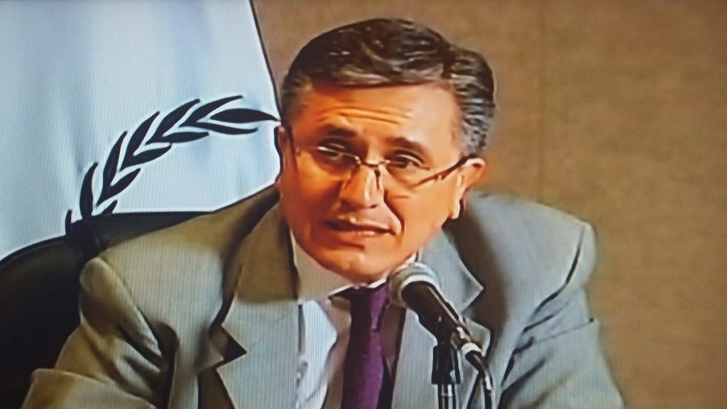 CNDH URGE A DIPUTADOS LEGISLAR EN MATERIA DE DESAPARICIÓN