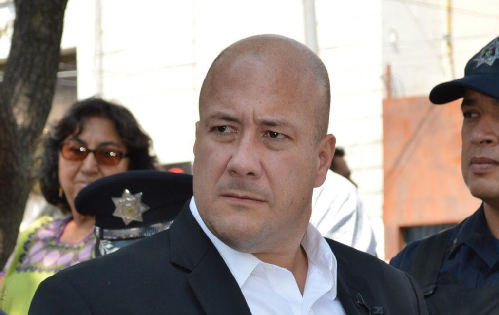 ALFARO DICE NO SER CANDIDATO DEL FRENTE CIUDADANO PARA 2018