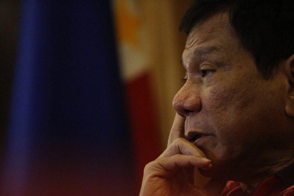 """MATANZA MASIVA DE NARCOS EN FILIPINAS NO ES UN """"GENOCIDIO"""": DUTERTE"""