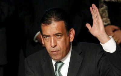 LOS ZETAS PAGARON A MOREIRA 20 MDD PARA CONTROL DE COAHUILA