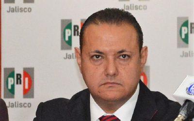DENUNCIA PRI JALISCO IRREGULARIDADES EN RATIFICACIÓN DE MANDATO