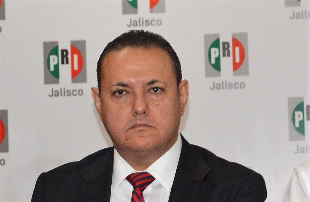PRI ACUSA A ALFARO DE NO CUMPLIR LA RATIFICACIÓN DE MANDATO