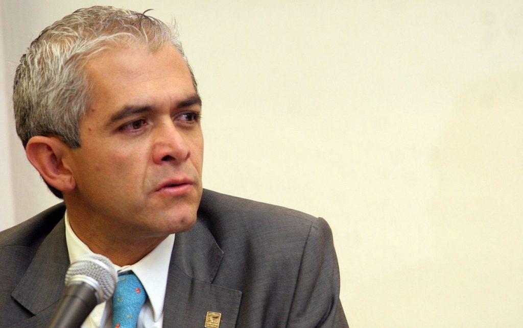 EGOS ACABAN CON LA IZQUIERDA: MIGUEL ÁNGEL MANCERA