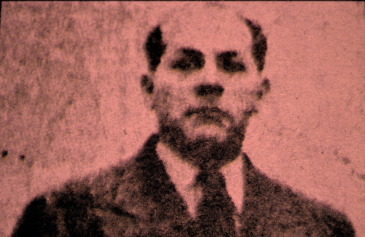 BARRENO ROJO… El Rafles: MAESTRO DEL CAMUFLAJE Y PERSONAJE DE LEYENDA