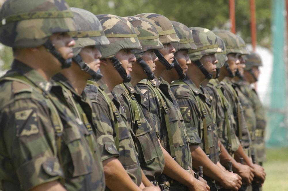Militares ser n juzgados por autoridades civiles origen noticias for Juzgado togado militar