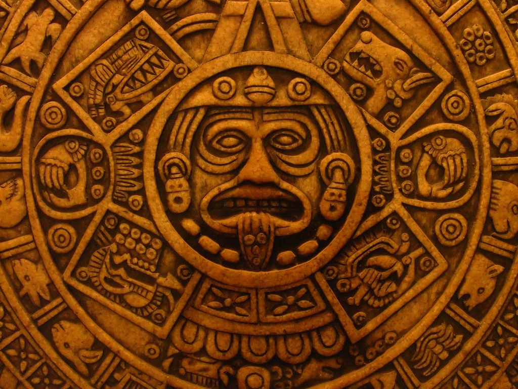 Calendario Azteca.Publican Libro Sobre Significado Del Calendario Azteca