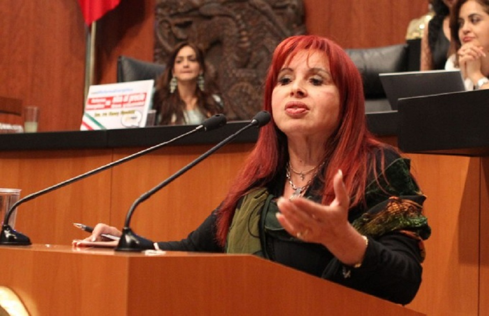Video: «Reforma Energética engañó a ciudadanos, no se equivoca MORENA ni OBRADOR» Layda Sansores