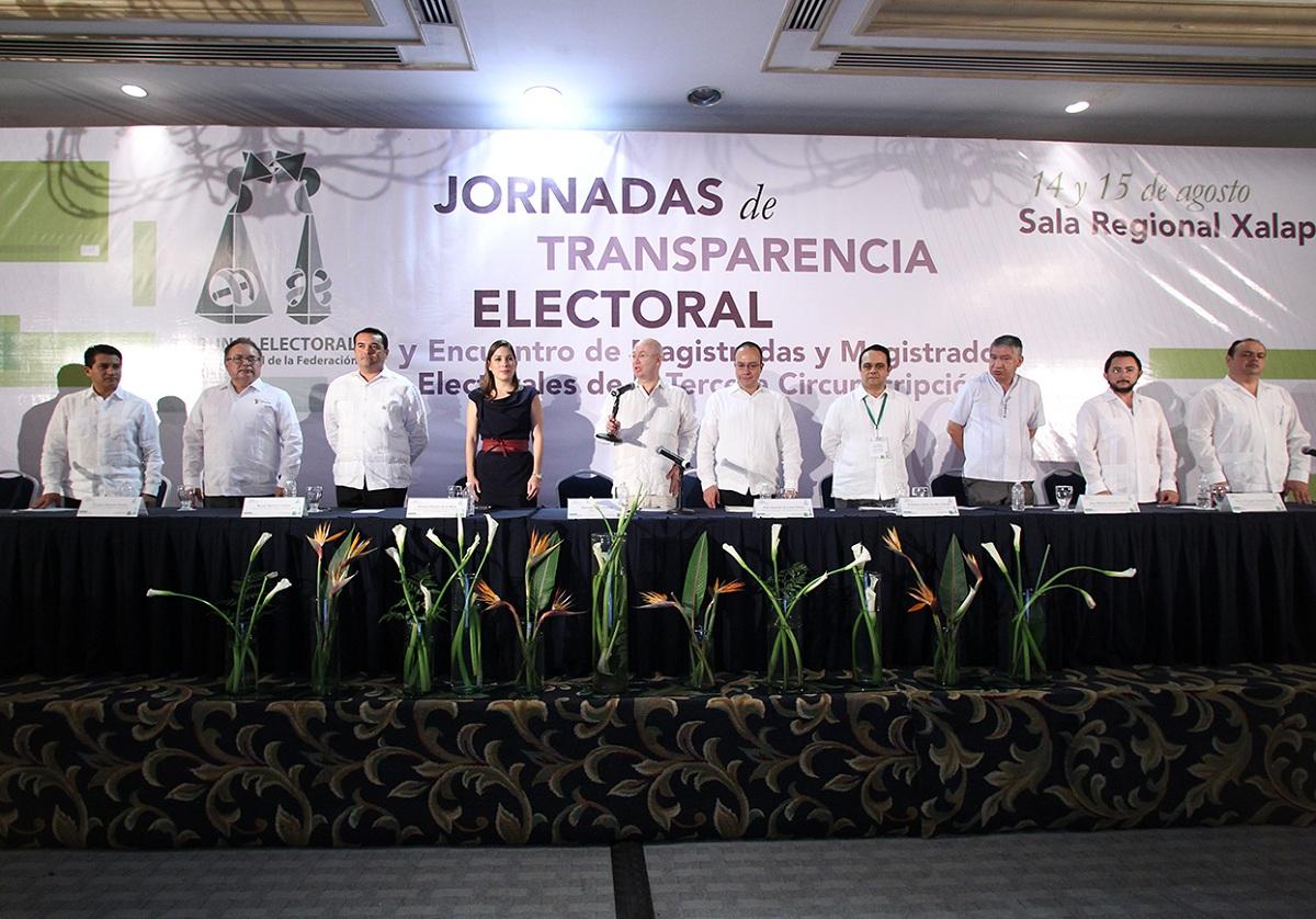 TEPJF GARANTIZA MÁXIMA PUBLICIDAD EN FAVOR DE  DERECHOS ELECTORALES