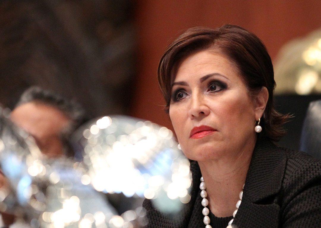 FISCALÍA CULPA A ROSARIO ROBLES POR DESVÍO DE MÁS DE 5 MMDP