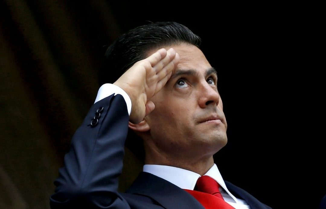 Agradecimiento y sentimientos de los ciudadanos al presidente de México, Enrique Peña Nieto