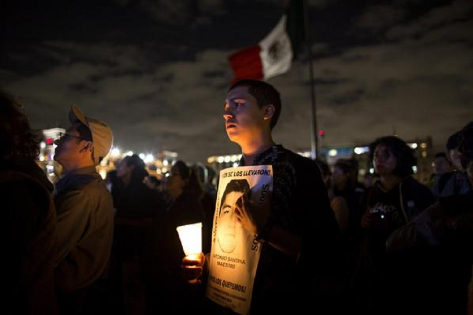 ONU REPROCHA A MÉXICO IMPUNIDAD EN CASOS AYOTZINAPA, TLATLAYA Y DESAPARICIONES