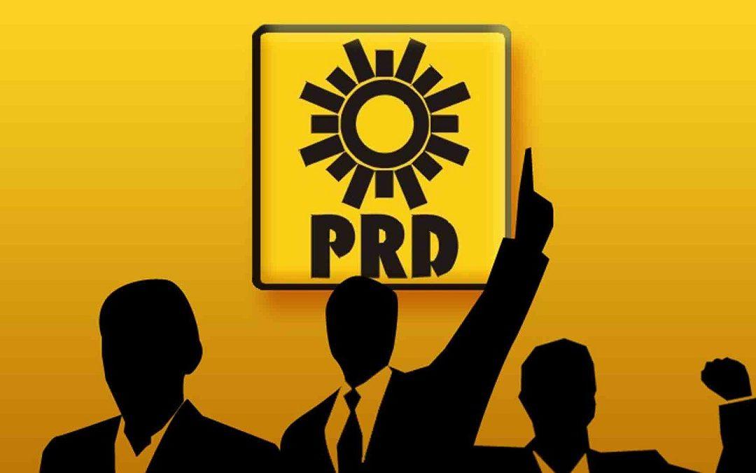 AMLO DEBE DESISTIR DE APARECER EN BOLETA DE ELECCIONES 2021: PRD