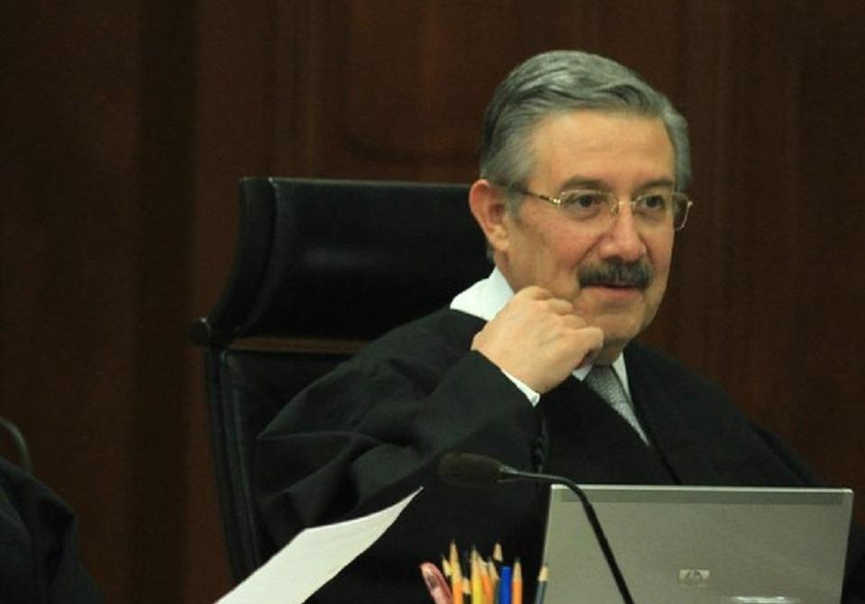 EN CERRADA VOTACIÓN ELIGEN A LUIS MARÍA AGUILAR COMO PRESIDENTE SCJN