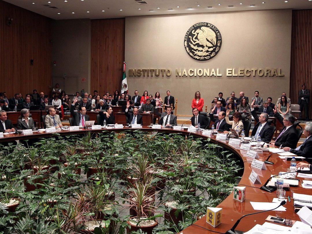 COMICIOS ELECTORALES EN MÉXICO, SIMULACIONES CARAS