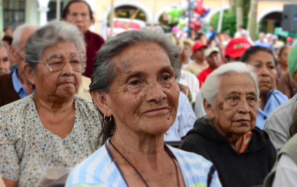 PARA 2050 POBLACIÓN DE ADULTOS MAYORES LLEGARÁ A 33.3 MILLONES: IBD