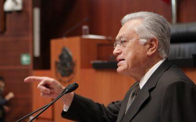 PRI ESTÁ DEFRAUDANDO AL PUEBLO DE MÉXICO CON SISTEMA ANTICORRUPCIÓN