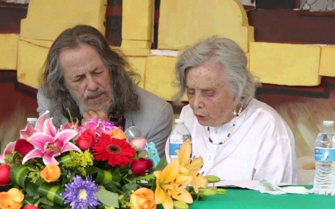 AYOTZINAPA: EL DELITO MAYOR EN MÉXICO ES SER JOVEN, PONIATOWSKA