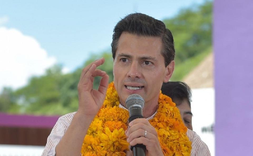 PEÑA NIETO ACUSA DE MANCHAR LABOR DE FUERZAS ARMADAS DE MÉXICO