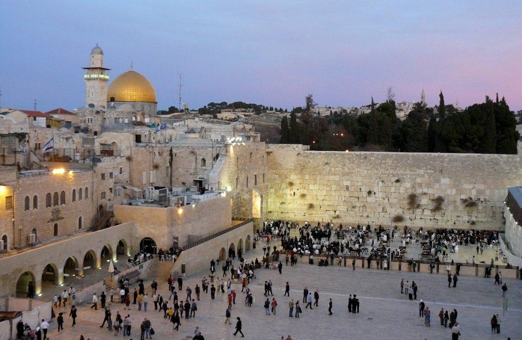CIUDAD VIEJA DE JERUSALÉN PUEDE DEJAR DE SER PATRIMONIO MUNDIAL
