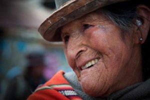 Indígena de Bolivia