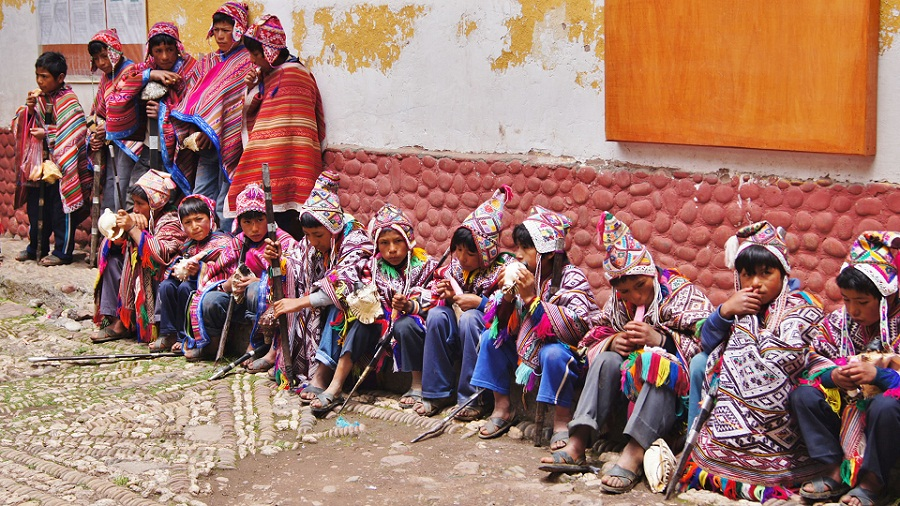 Indígenas de Perú ONU