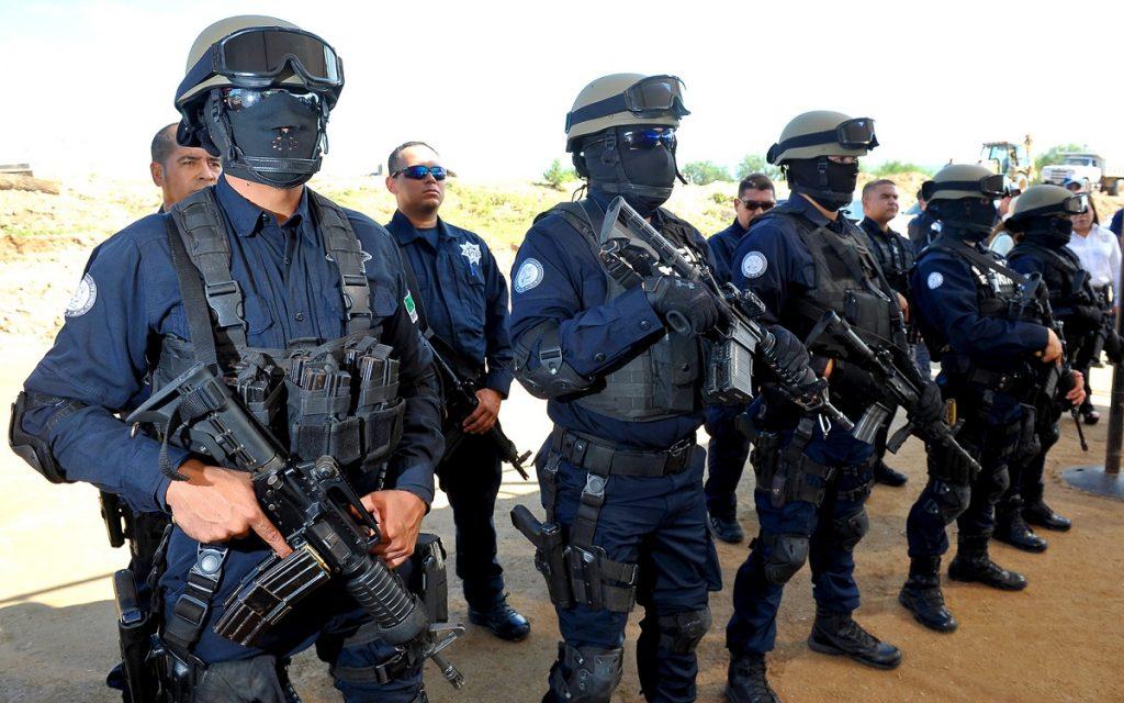 PRD RECHAZA MANDO ÚNICO POLICIAL POR FALTA A DERECHOS HUMANOS