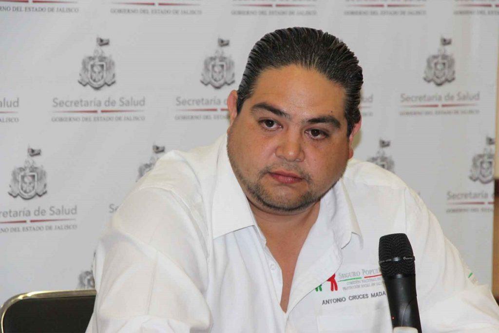 INTERPONEN DENUNCIA CONTRA ANTONIO CRUCES MADA POR DESFALCO