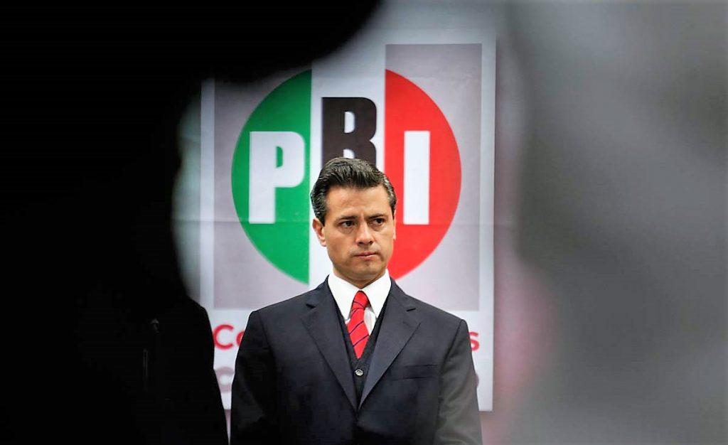 69% DE LOS MEXICANOS REPRUEBAN A PEÑA NIETO Y 72% REPUDIAN AL PRI