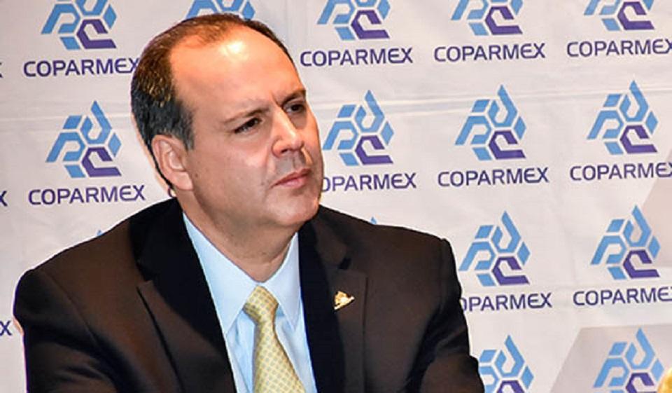 COPARMEX URGIÓ A LEGISLADORES A NOMBRAR FISCAL ANTICORRUPCIÓN