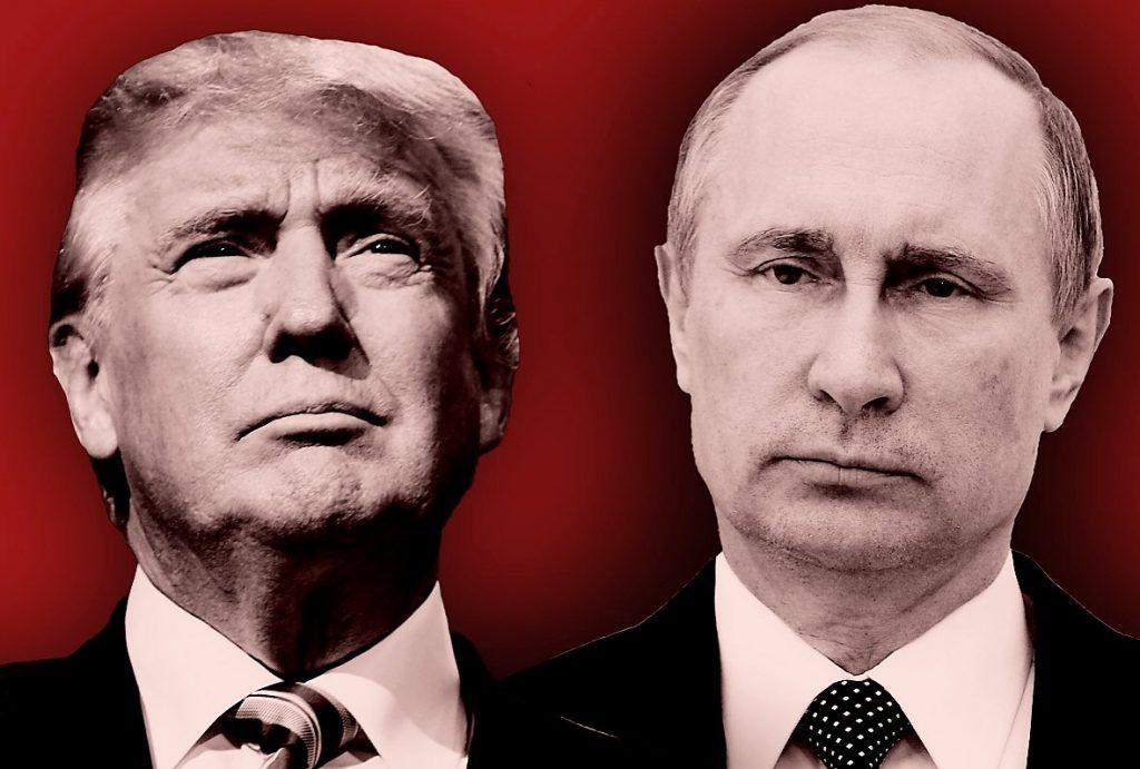 INJERENCIA RUSA ES UN INVENTO PARA DESLEGITIMAR A TRUMP: PUTIN