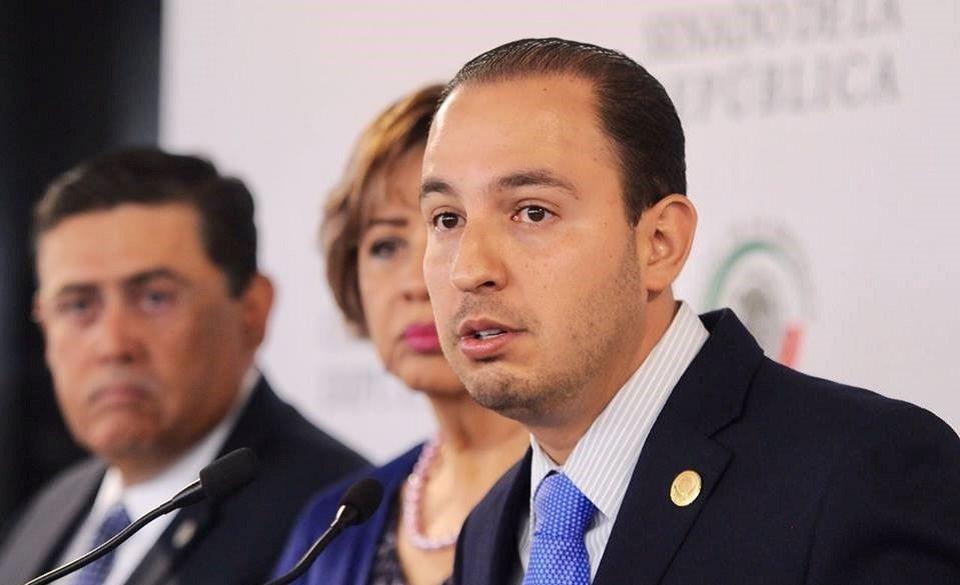 MARKO CORTÉS EXIGIÓ EXPULSIÓN DE MÉXICO DE EMBAJADORA VENEZOLANA
