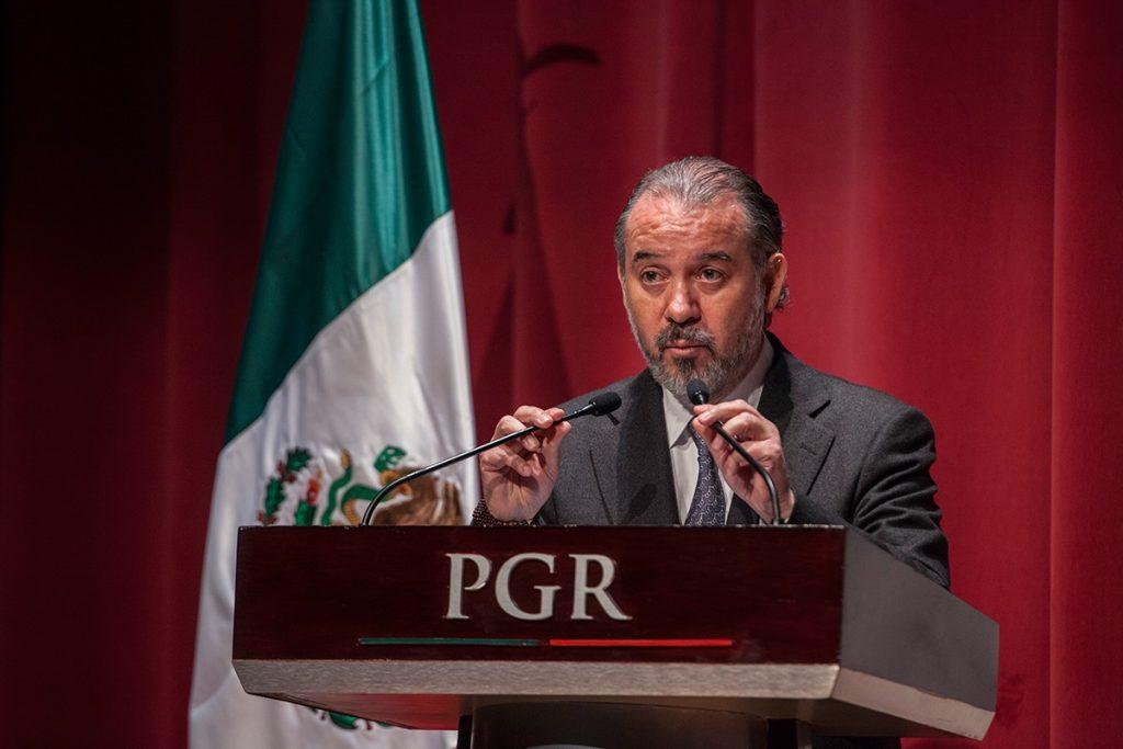 PIDE PERMANENTE A PGR ACELERAR INVESTIGACIÓN SOBRE ESPIONAJE