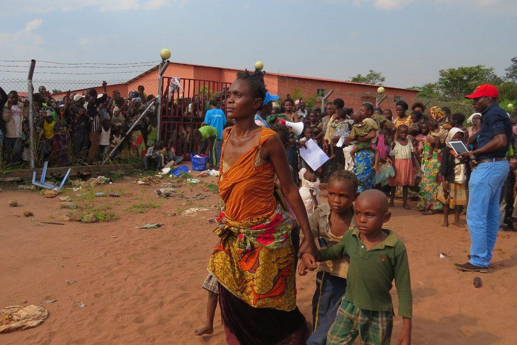 UNICEF SUBRAYA LA GRAVEDAD DEL SUFRIMIENTO DE LOS NIÑOS CONGOLESES