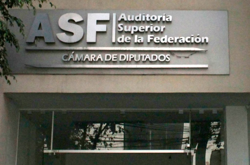 LISTA LA TERNA PARA ELEGIR AUDITOR SUPERIOR DE LA FEDERACIÓN