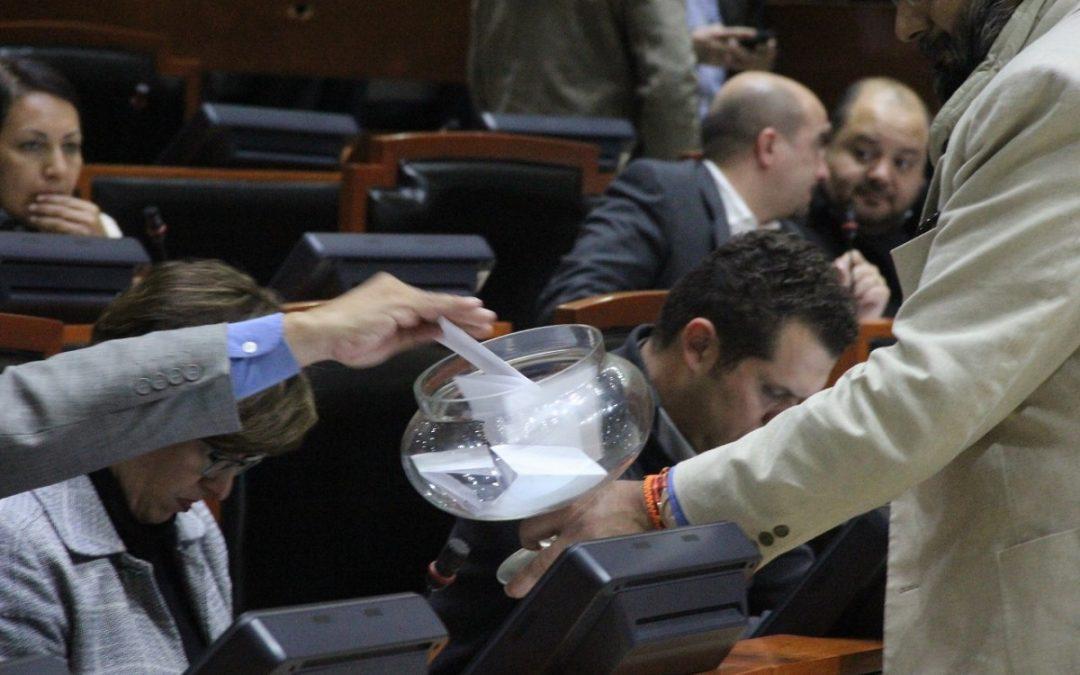 UNIVERSIDADES RECLAMAN AL CONGRESO ELECCIÓN DE FISCAL ANTICORRUPCIÓN