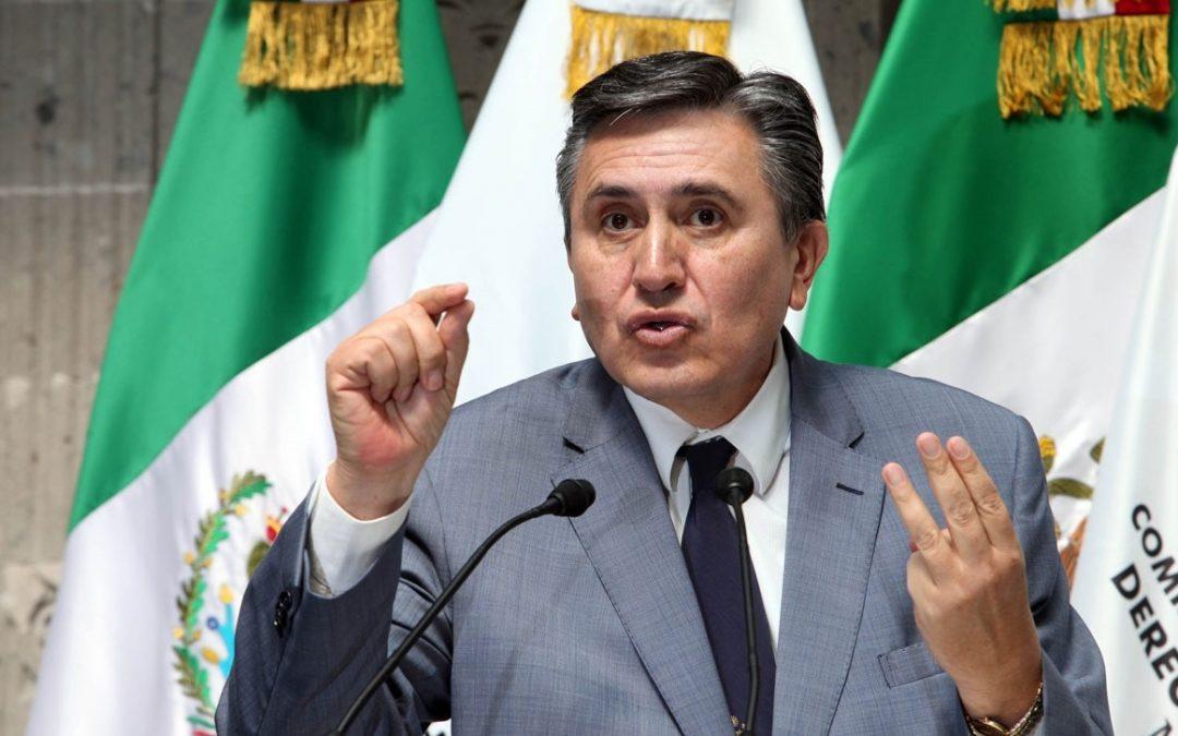 MILITARIZAR FRONTERA, POLÍTICA XENOFÓBICA Y RACISTA DE TRUMP: CNDH
