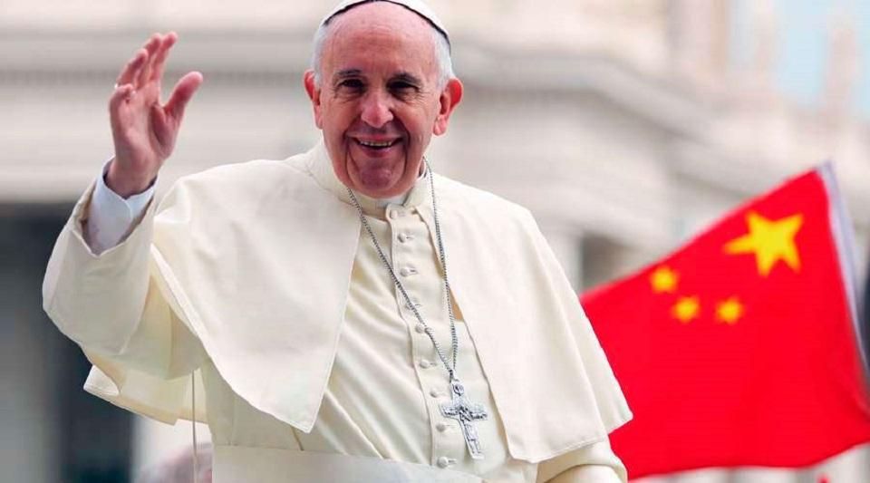 ¿ESTÁ EN PREPARACIÓN UN VIAJE DEL PAPA FRANCISCO A CHINA?