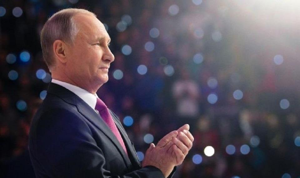 SÍ ME POSTULARÉ PARA LA PRESIDENCIA DE LA FEDERACIÓN DE RUSIA: PUTIN