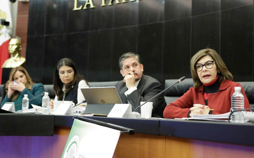 COMPARECEN ANTE COMISIÓN DE JUSTICIA ASPIRANTES A DIRIGIR LA FEPADE