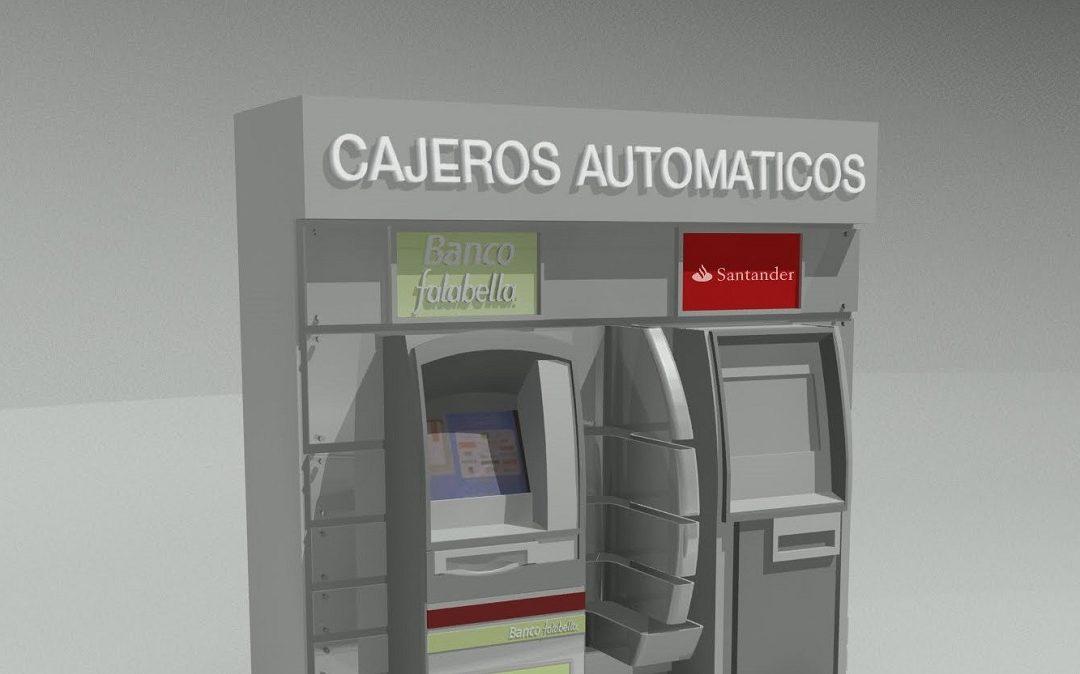 PROPONEN ELIMINAR COBRO DE COMISIONES EN CAJEROS AUTOMÁTICOS