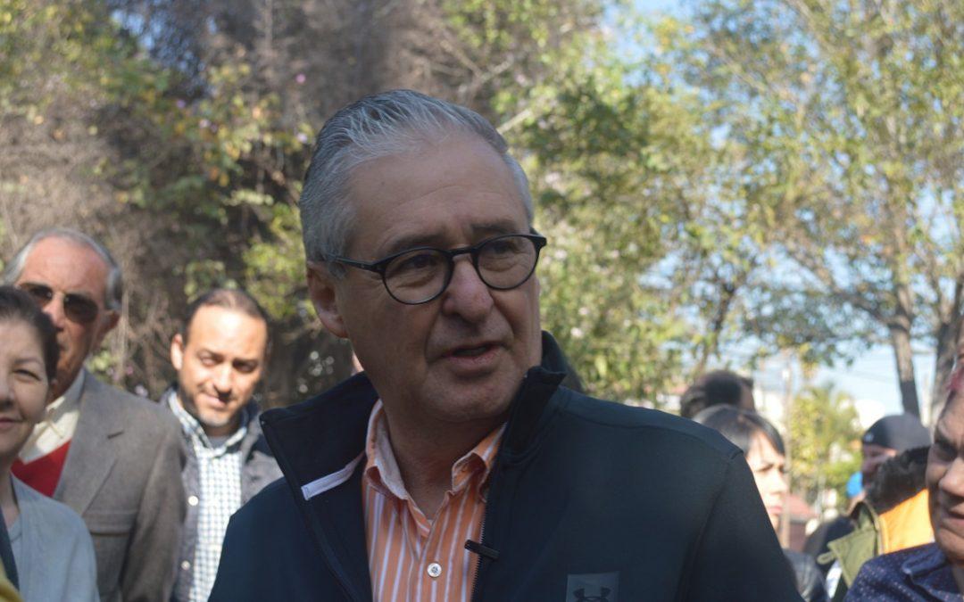 SEÑOR GOBERNADOR, LO DE TLAQUEPAQUE ES UN MONTAJE POLÍTICO: IBARRA