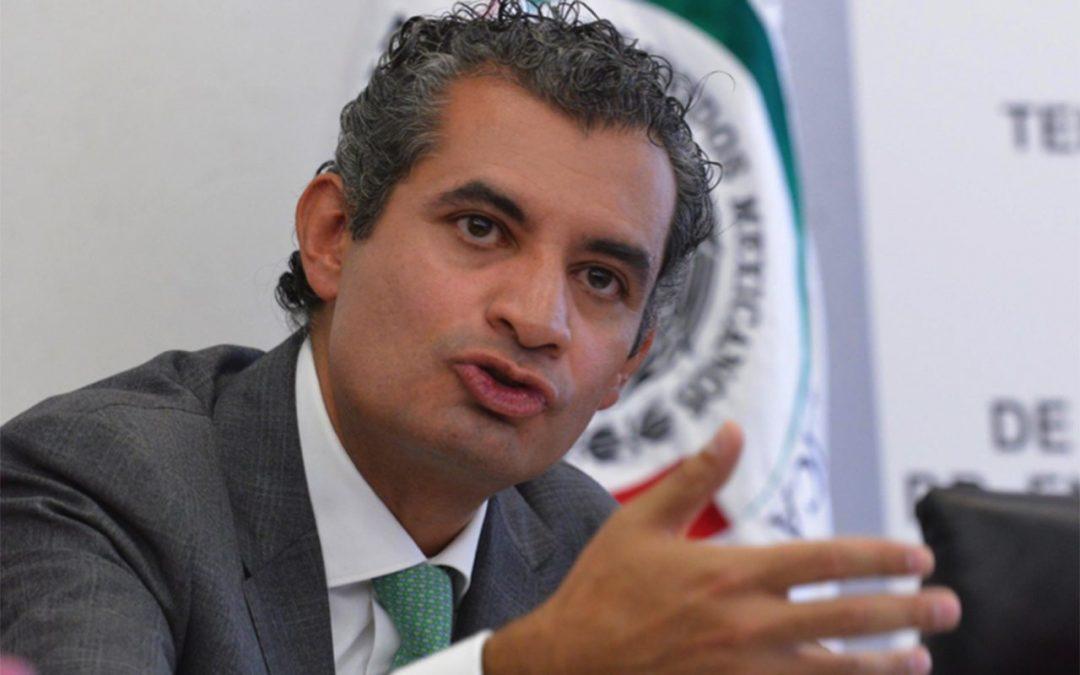 RICARDO ANAYA, UN DOBLE CARA QUE MIENTE: ENRIQUE OCHOA REZA