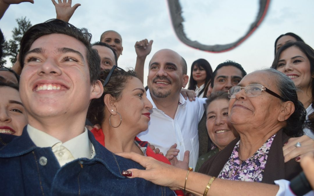 DEL TORO ARRANCA PRECAMPAÑA CON PROMESA DE CONTINUAR EL SELLO ALFARISTA